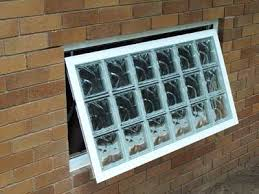 Glass Block For Basement Windows by Opening Basement Window