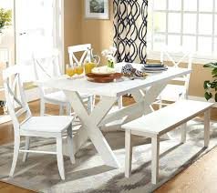 dining room sets with bench and chairs 4 piece dining set table 2