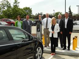 electric cars charging kane and dupage counties move toward normalizing electric cars