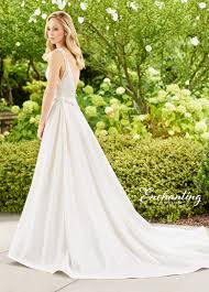 mon cheri wedding dresses trending effortlessly chic wedding dress collections with pockets