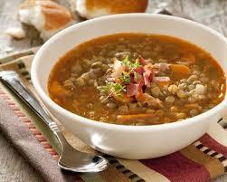 cuisiner feves recette soupe de fèves fraîches
