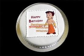 chhota bheem kids cake online cake delivery noida chhota bheem