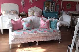 shabby chic sleeper sofa queen shabby chic sofas zamp co