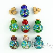 keepsake urns glass vial for pendant necklacekeepsake urns jewelrycremation urns