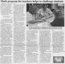 mathematics task centre project a sense of history