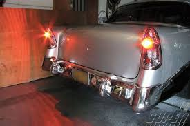 dakota digital led tail lights 1956 chevy led tail light conversion dakota digital led tail
