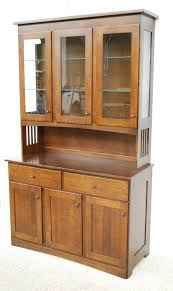 mission style china cabinet mission china cabinet de vries woodcrafters