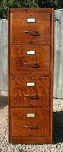 Antique Wood File Cabinet by Antique Wood File Cabinet Hardware Oak Filing Cabinets 4 Drawer