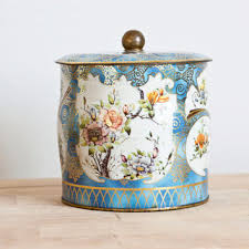 Best Vintage Tin Containers Products on Wanelo