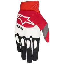 alpinestar motocross gloves 2018 alpinestars racefend gloves black red white sixstar racing