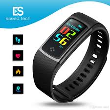 blood pressure wrist bracelet images S9 smart bracelet wristband fitness tracker heart rate monitor jpg
