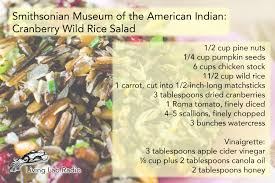 cranberries shine in american rice salad wcai