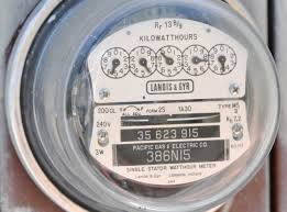 Radio Modules For Water Meters Taken For A Ride Pg U0026e Destroys Functional Analog Meters Stop