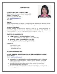 Proper Resume Examples by Examples Of Resumes Resume How To Make A Good Jodoranco For 89