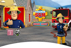 fireman sam junior cadet app