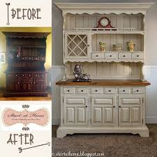 hutch start at home decor