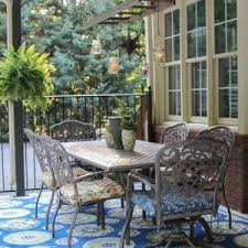 decor u0026 tips french bistro table with outdoor chairs and indoor