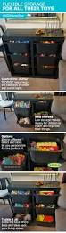 kids in mind the ikea home tour squad used trofast storage in their living room