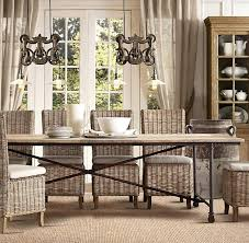 indoor wicker dining table rattan chairs indoor gettabu com