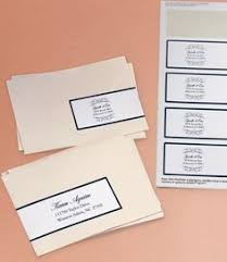 use mail merge to quickly and easily print wedding envelopes