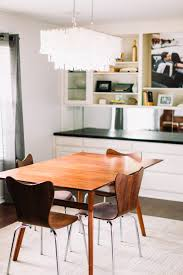 Mid Century Modern Dining Room Table Mid Century Modern Dining Room Sponsored By Minted Com