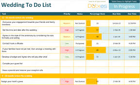 wedding todo checklist wedding to do list template ideal planning checklist