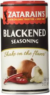 amazon com louisiana cajun blackened seasoning 2 5 oz shakers