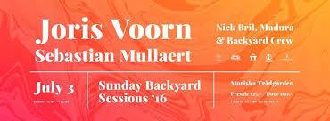 The Backyard Session Ra Backyard Sessions 1 At Moriska Paviljongen Sweden 2016