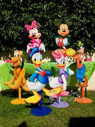 mickey mouse clubhouse party mickey mouse birthday photo prop clubhouse birthday party wood