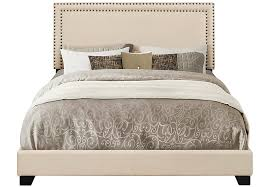 King Bed Frame Upholstered Melina King Upholstered Bed King Beds Colors