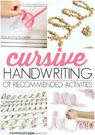 26 best 3rd grade cursive images on pinterest teaching cursive