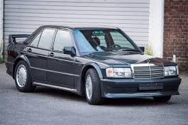 the mercedes 190e evo i was great but ultimately overshadowed