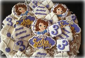 sofia the first cookie connection