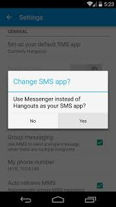 android popup install the android 5 0 lollipop messenger app on kitkat android