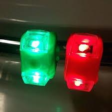 led boat trailer lights boat led lights and green red portable marine led boating lights