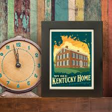 Kentucky travel clock images Anderson design group american travel kentucky landmark my jpg