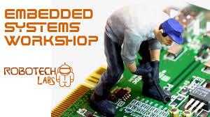 embedded robotics workshop robotics training internships
