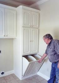 Laundry Sorter Cabinet Laundry Hamper Cabinet Tilt Out Roselawnlutheran