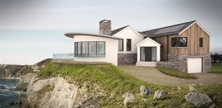 Build Your Own Home Designs Cool Design Ideas Self Build Homes Designs Coastal Haven House