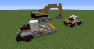 construction vehicle bundle minecraft u003e maps u003e other misc