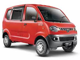 mahindra jeep 2016 mahindra jeeto minivan launched in india price specs features