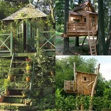 Backyard Activities For Kids 25 Awesome Kids Tree Houses Kids Activities Blog
