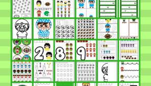 Printable Activity Book Free Printable 60 Page Preschool And Kindergarten Thanksgiving