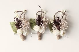 Wedding Boutonnieres Wedding Ideas Woodland Weddings By Etsy Boutonnieres