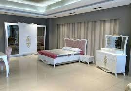 meuble blanc chambre chambre a coucher et blanc meubles et décoration tunisie