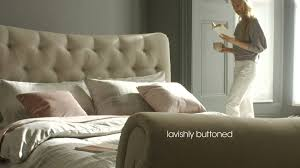 Upholstered Bedroom Furniture by Upholstered Bedroom Furniture Chester Furniture Village Youtube
