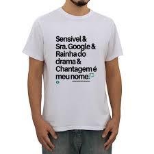 Famosos Camiseta Amo ser canceriana de Vest Things | Colab55 @IX42