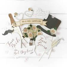 Personalised Wedding Backdrop Uk Photo Booth Accessories For Weddings Notonthehighstreet Com