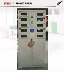 Laptop Storage Cabinet 10 Door Pad Ipad And Small Laptop Storage Locker Cabinet With