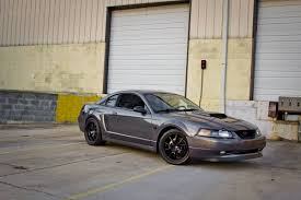 mustang modified friday fan feature michael scribellito u0027s sleek 2004 mustang gt